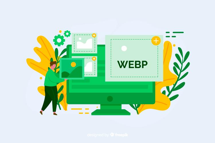 how to upload webp in wordpress